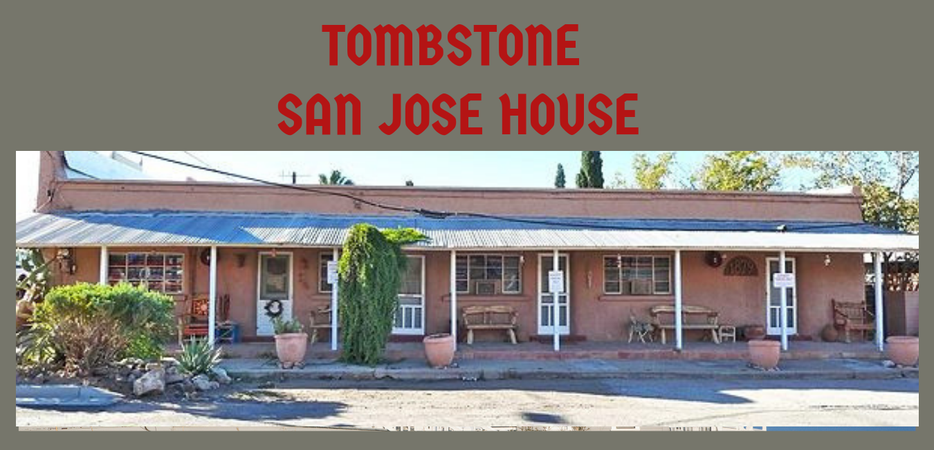 tombstone san jose house